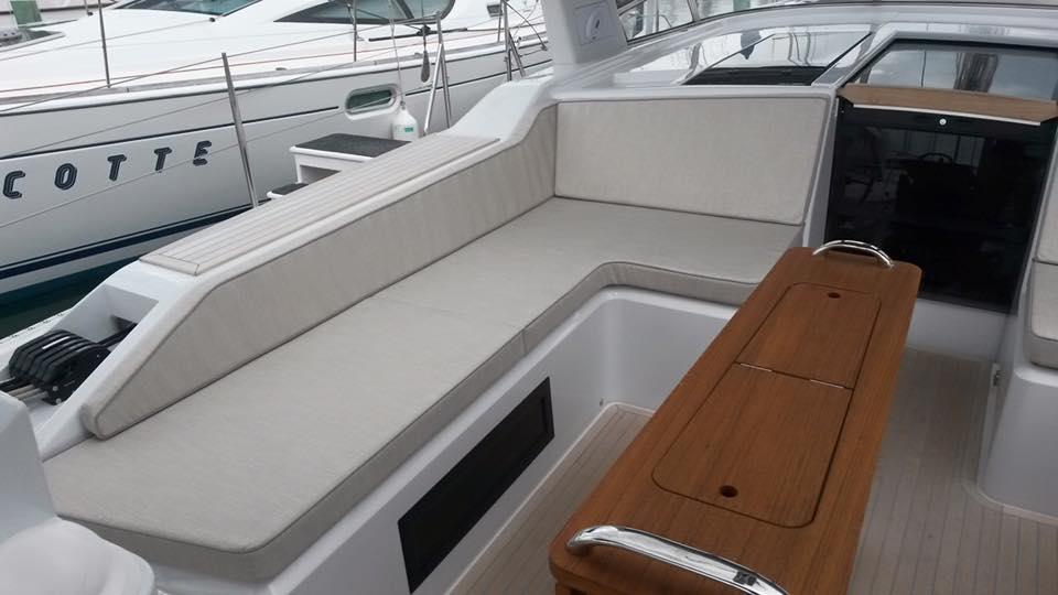 Boat Upholsterer Auckland