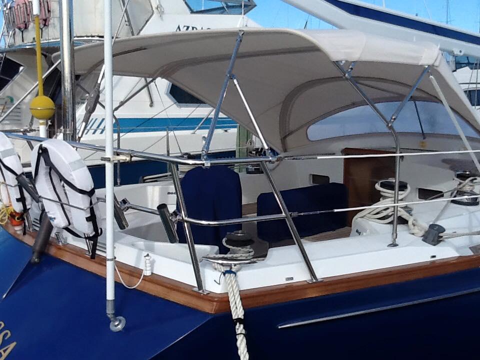 Yacht Canopies NZ