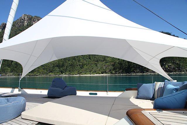 Boat Sunbrella