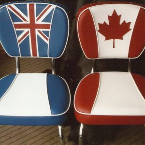 Flag Chairs