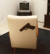 Gun Chair